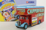 97092 Bedford Pantechnicon Billy Smee Corgi Classics Chipperfields Circus